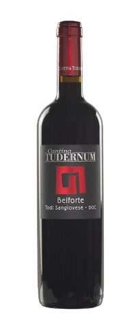 Sangiovese Belforte Todi IGT 0,75l 14% 2016/ Tudernum