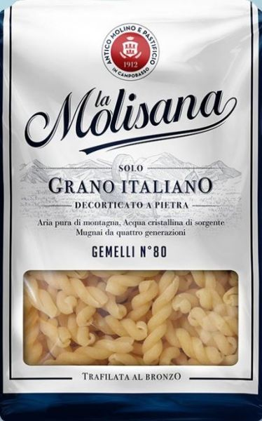 La Molisana 80 Gemelli 500 g