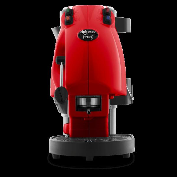 Didiesse FROG E.S.E Espressomaschine red/rosso