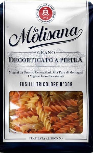 La Molisana 309 Fusilli Tricolore 500 g