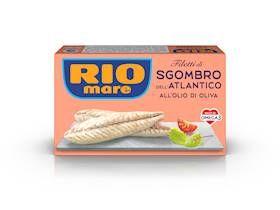 Filetti di Sgombro all Olio Oliva Rio Mare 125g