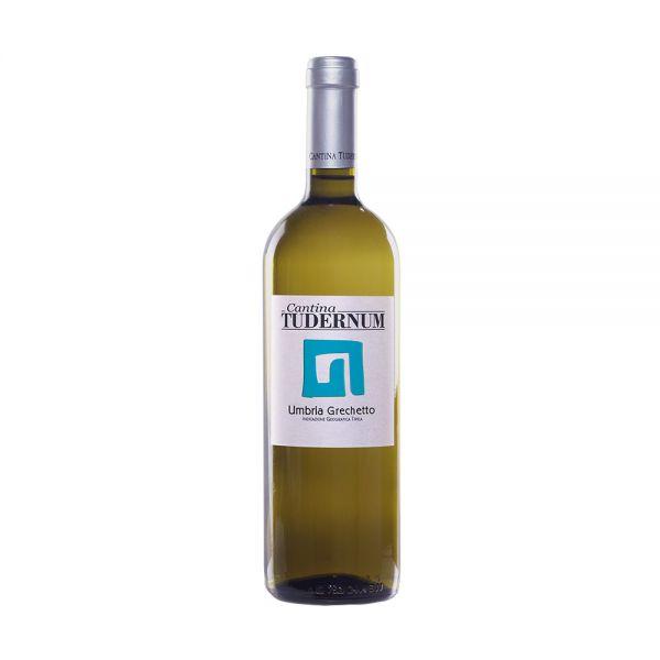 Grechetto Umbrien IGT 0,75l 13% - 2018 / Tudernum