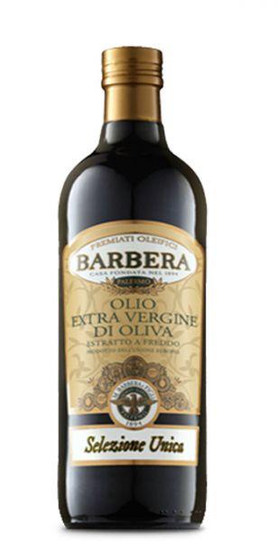 Olio extra Vergine di Oliva Selezione Unica Olivenöl 1,0l / Barbera