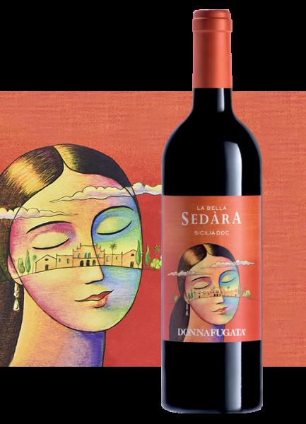 Sedara Sicilia DOC 0,75l 13,5% - 2017 / Donnafugata