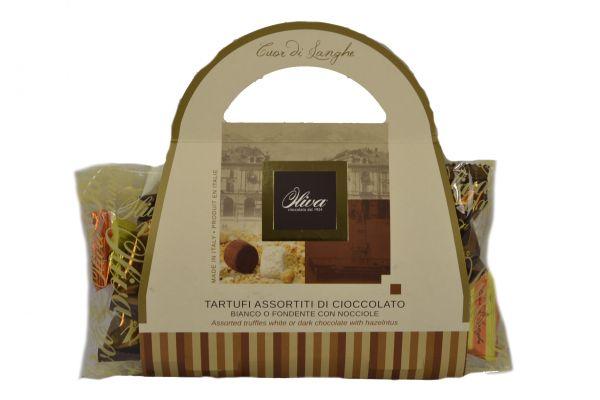 Tartufi Assortiti di Cioccolato/ dulcioliva