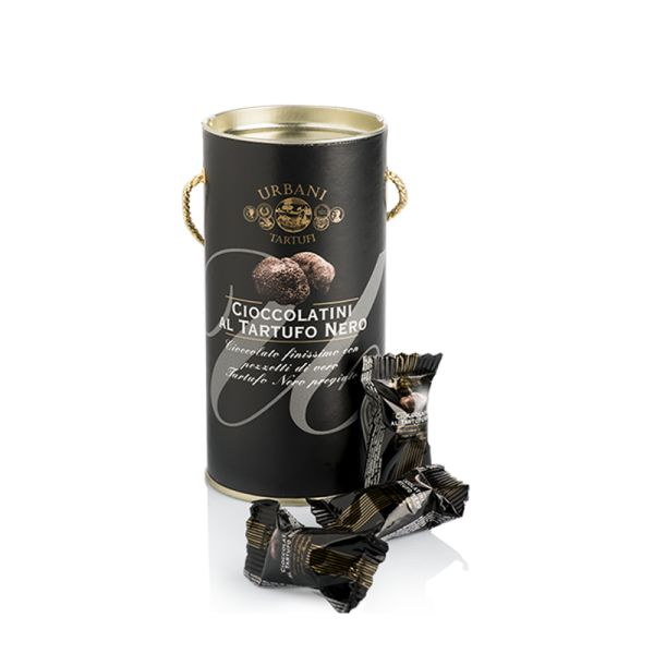 Cioccolatini al Tartufo Nero 75 g/Urbani Tartufi