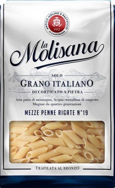 La Molisana 19 Mezze Penne Rigate 500 g