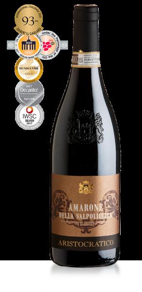 Amarone Della Valpolicella DOCG Aristocratico 0,75l 15% - 2016 / Enoitalia