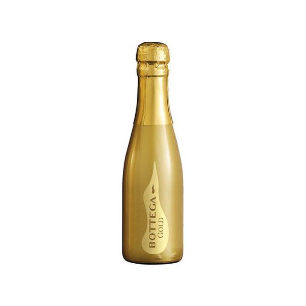 Prosecco Spumante Gold 11,0 % 0,2 Liter / Bottega