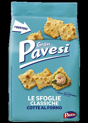 Cracker mit Olivenöl 190 g / Pavesi