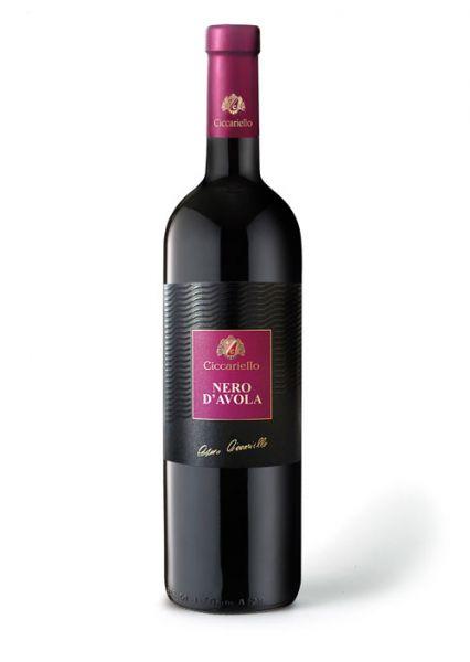 Nero d Avola IGT 12,5% 0,75 Liter / Ciccariello