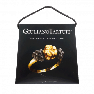 Geschenkbox mit 3 Trüffelsoßen / Giuliano Tartufi
