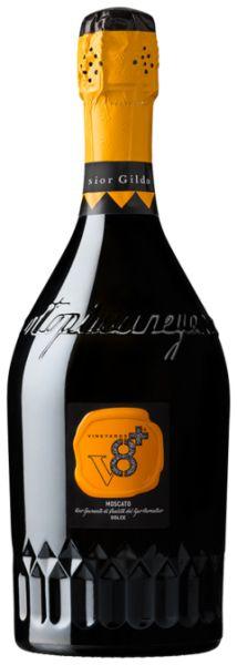 Vino Spumante Moscato Sior Gildo 0,75l 11% D.O.C V8+