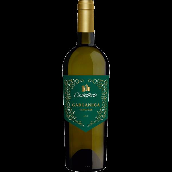 Castelforte Garganega Veronese IGT 0,75l 13% - 2018 / Riondo