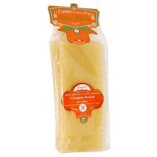 Lasagnone Rusticone'' Pettola'' 500g glutenfrei/La fabbrica