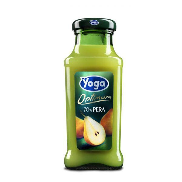 Succo Optimum Pera 70% 200ml/ Yoga   Säfte   Getränke alkoholfrei ...
