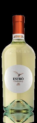 Estrò Chardonnay DOC 0,75 12,5% - 2019 / Astoria