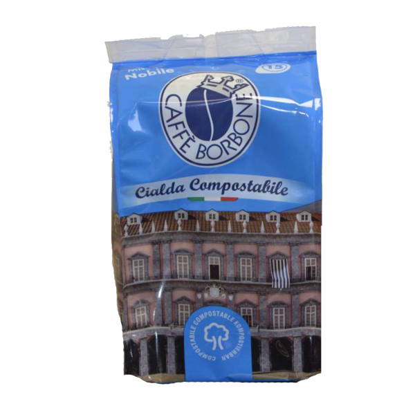 Caffe Borbone Cialda Nobile Kaffee 15 Stück a 7,2 g