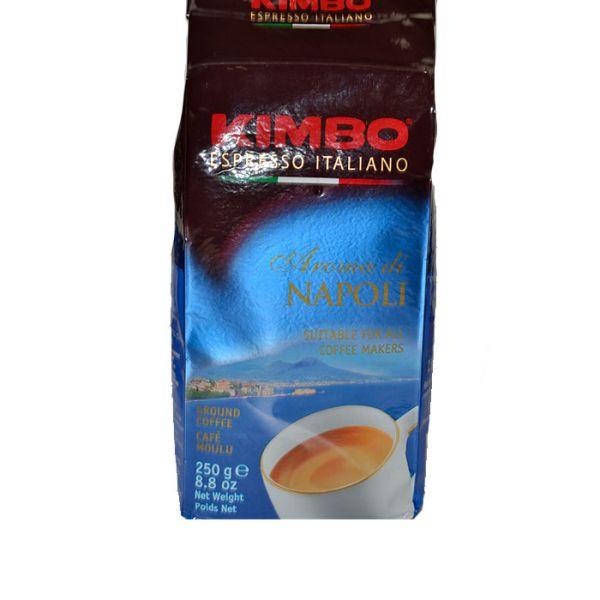 Caffe Espresso Aroma di Napoli gemahlen 250g/Kimbo