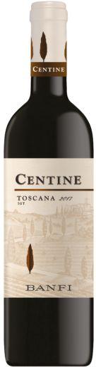 Centine Rosso Toscana IGT 0,75l 13,5% - 2017 / Banfi